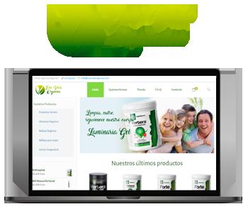 Web Ecovidaorgánica