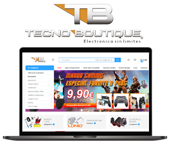 Web Tecnoboutique
