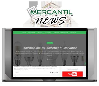 Web Noticias Mercantil Eléctrico