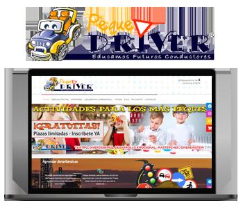 Web Pequedriver